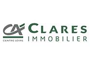 Partenaire Open d'Orléans Clares Immobilier – Crédit Agricole Centre Loire